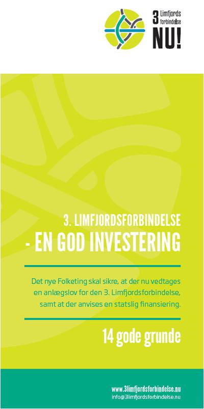 3. Limfjordsforbindelse - en god investering